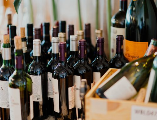 Join The Benchmark Wine Club