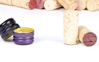 wine cork vs screw top