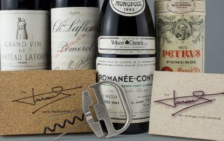 Back-Vintage Wines