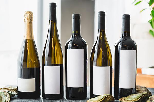 Wine Bottle Shape