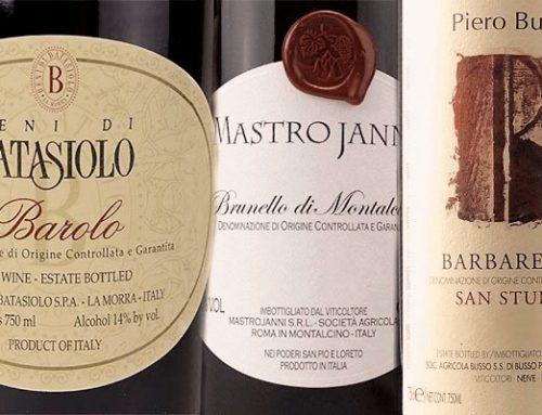 Italian Wine 101 – Barolo, Barbaresco, and Brunello