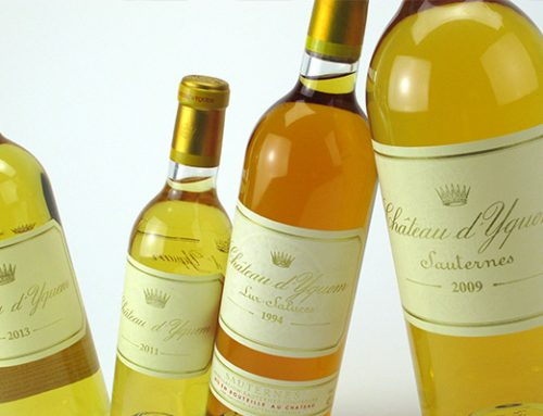 5 Things To Pair With Château d'Yquem