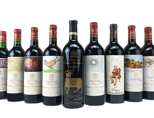 5 Iconic Labels of Mouton Rothschild