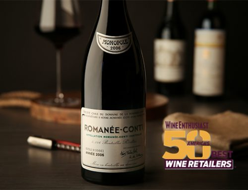 Wine Enthusiast 50 Best Wine Retailers