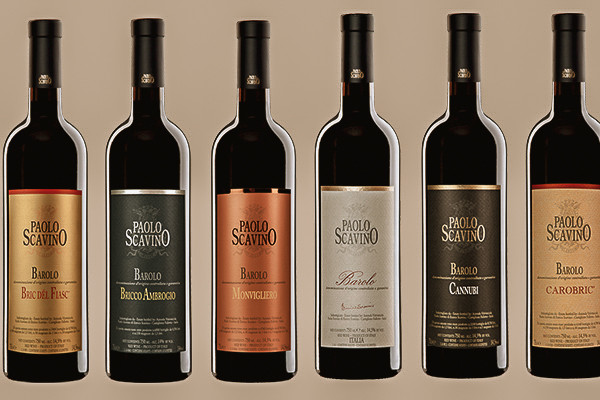 Paolo Scavino Wines