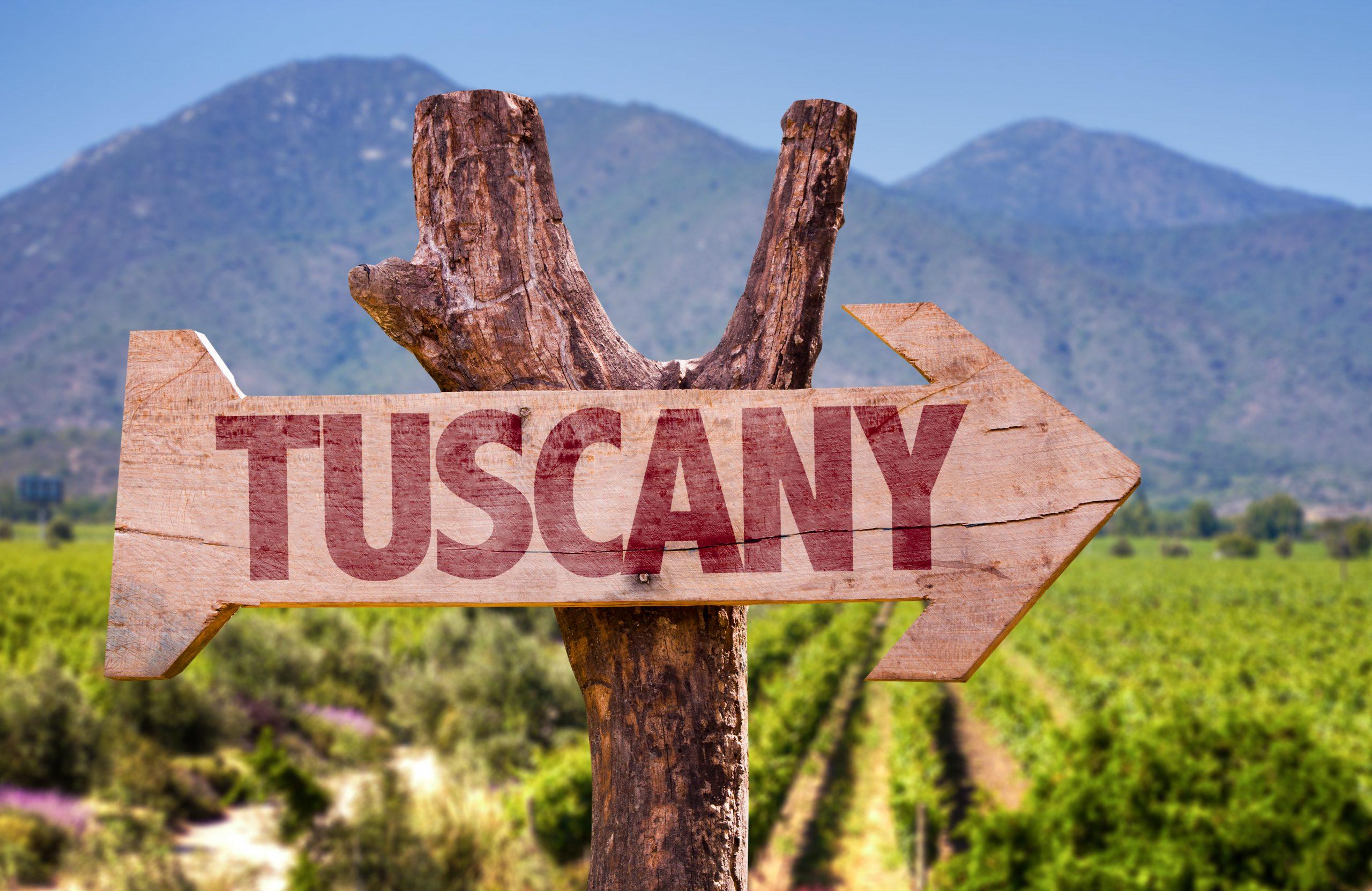 2017 Tuscany