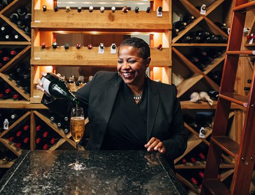 Interview With Sommelier & Wine Director, Tonya Pitts