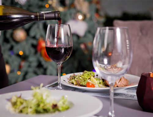 Our Favorite Holiday Wine & Food Pairings
