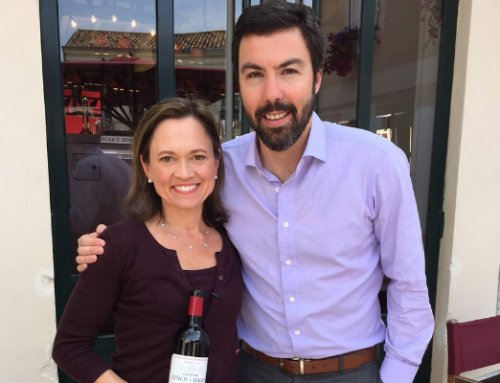 Master Sommelier Andrea Robinson On Her Love for Bordeaux & Champagne
