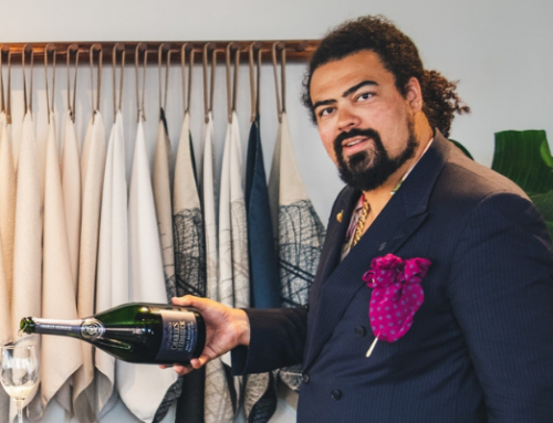 Interview With Sommelier, Philippe André