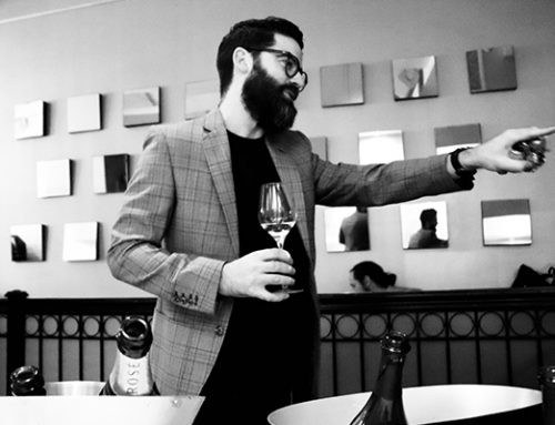Interview With Advanced Sommelier, Garth Hodgdon