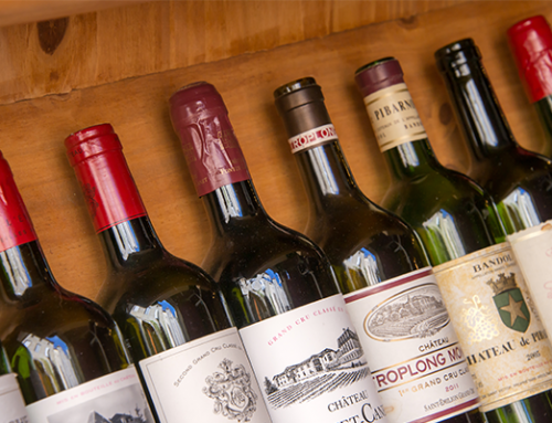 Collecting Wine: Those Who Do It, Must Do It.
